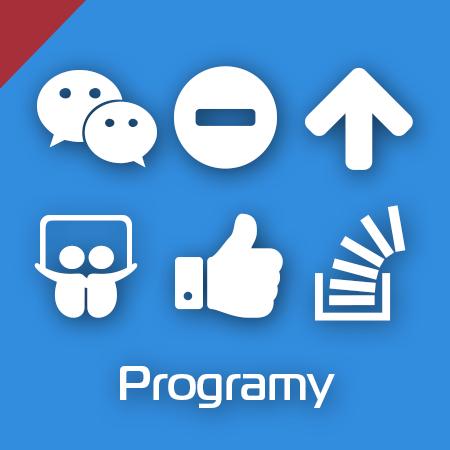 link graficzny: symbol programów