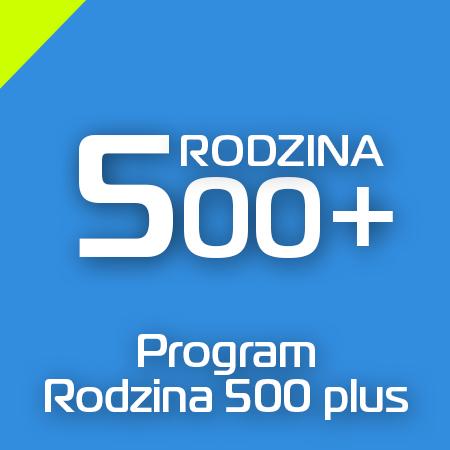 link graficzny: symbol programy rodzina 500+