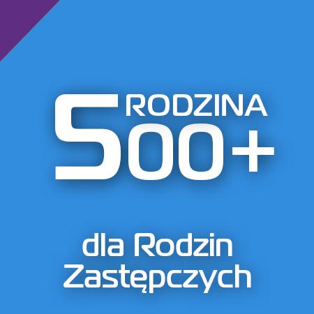 link graficzny: symbol programu 500plus